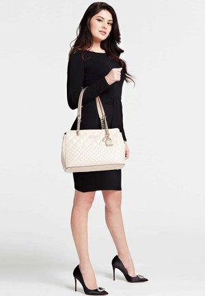 QUEENIE  - Handbag - beige