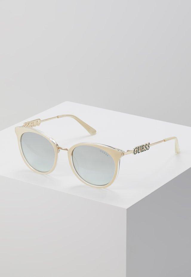 Zonnebril - beige