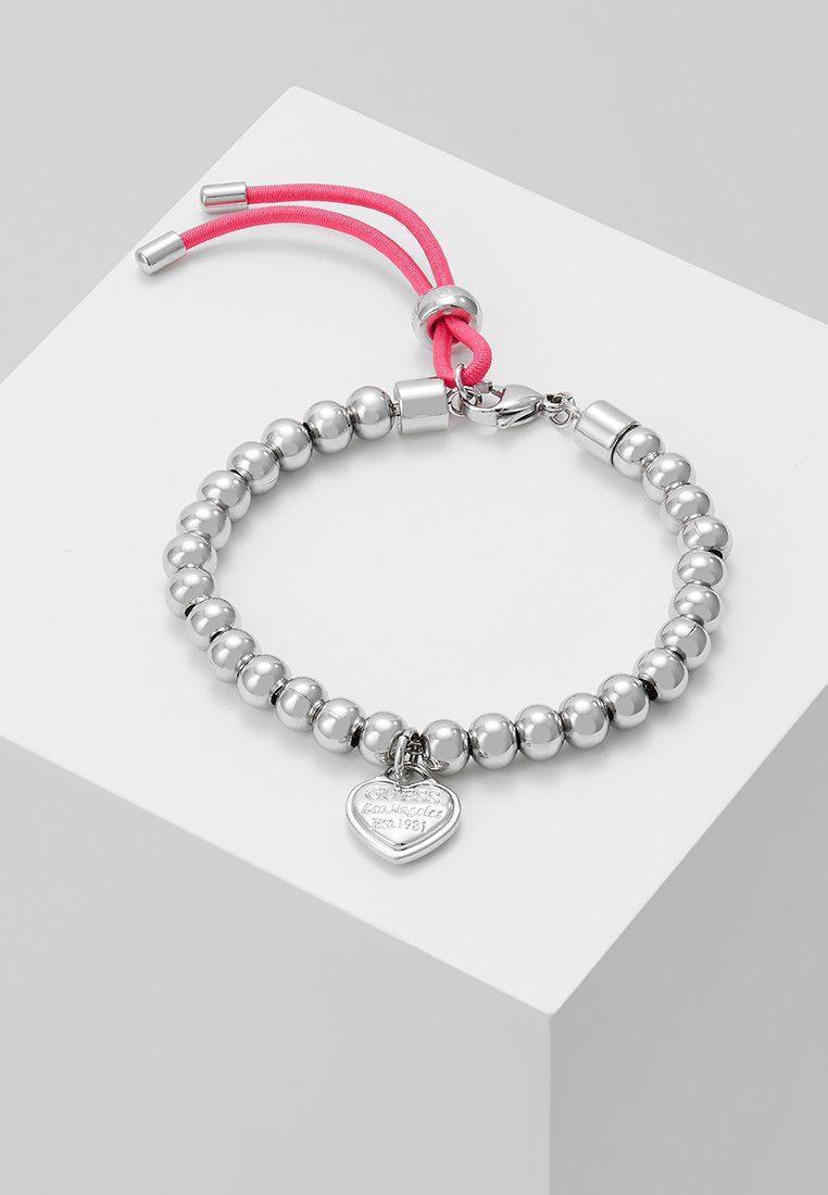 Guess - BE MY FRIEND - Bracelet - silver-coloured