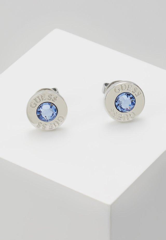 SHINY - Orecchini - silver-coloured