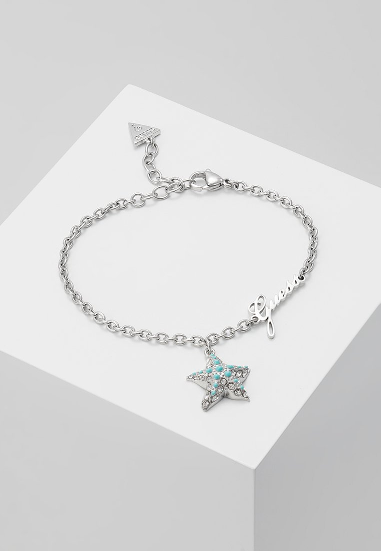 Guess - STARFISH - Bracelet - silver-coloured