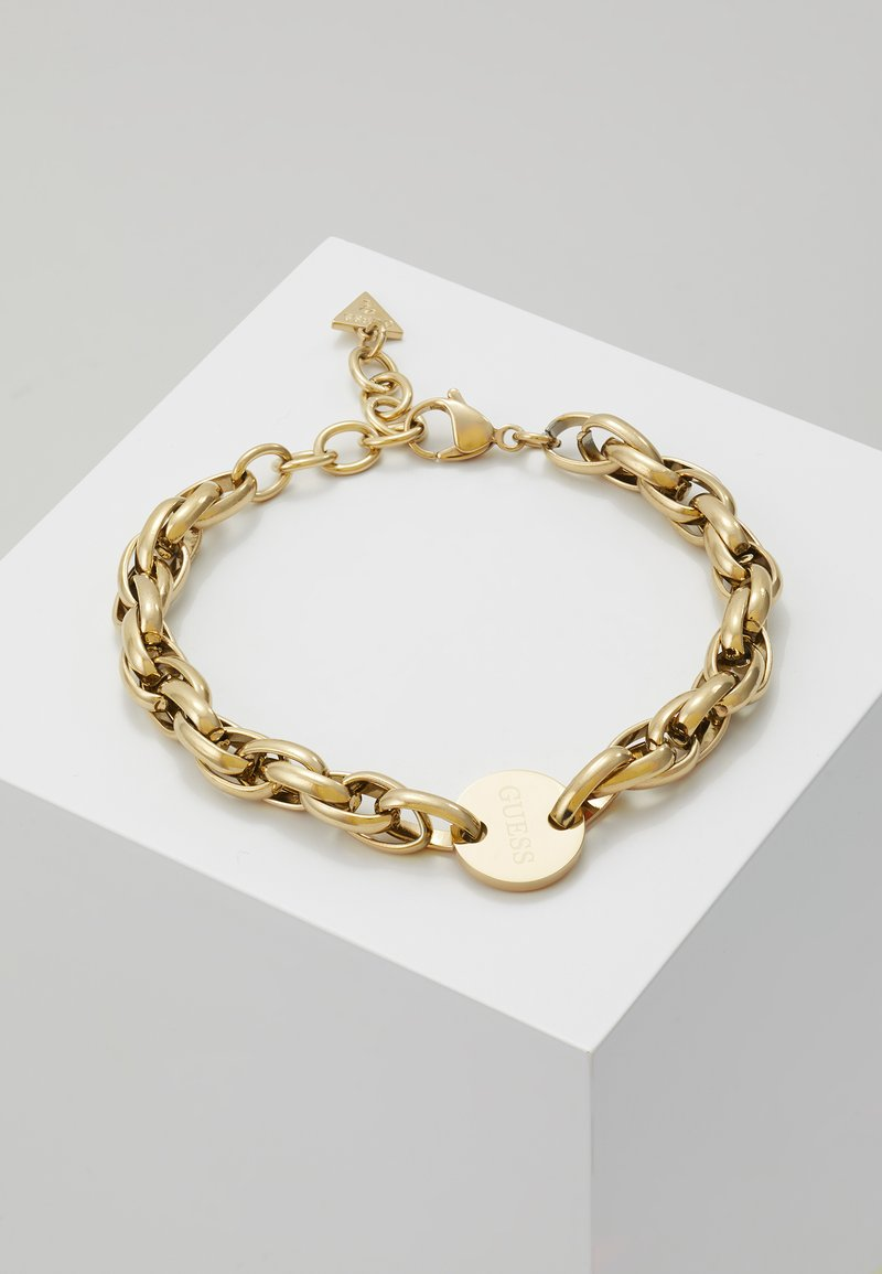 Guess - CHAIN REACTION - Armband - gold-coloured