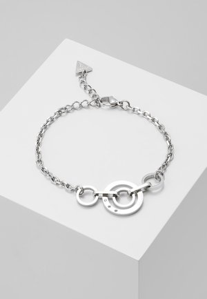 ETERNAL CIRCLES - Bracciale - silver-coloured