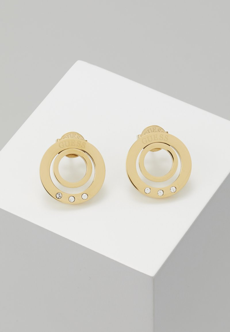 Guess - ETERNAL CIRCLES - Øredobber - gold-coloured