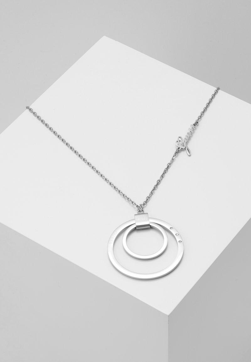 Guess - ETERNAL CIRCLES - Kaulakoru - silver-coloured