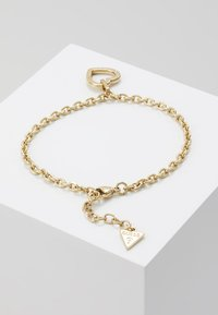 Guess - HEARTED CHAIN - Bracelet - gold-coloured - 2