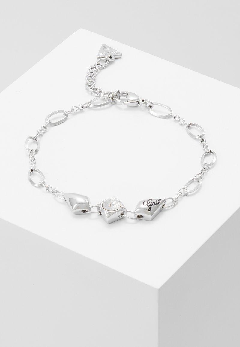 Guess - MATELASSE - Náramek - silver-coloured