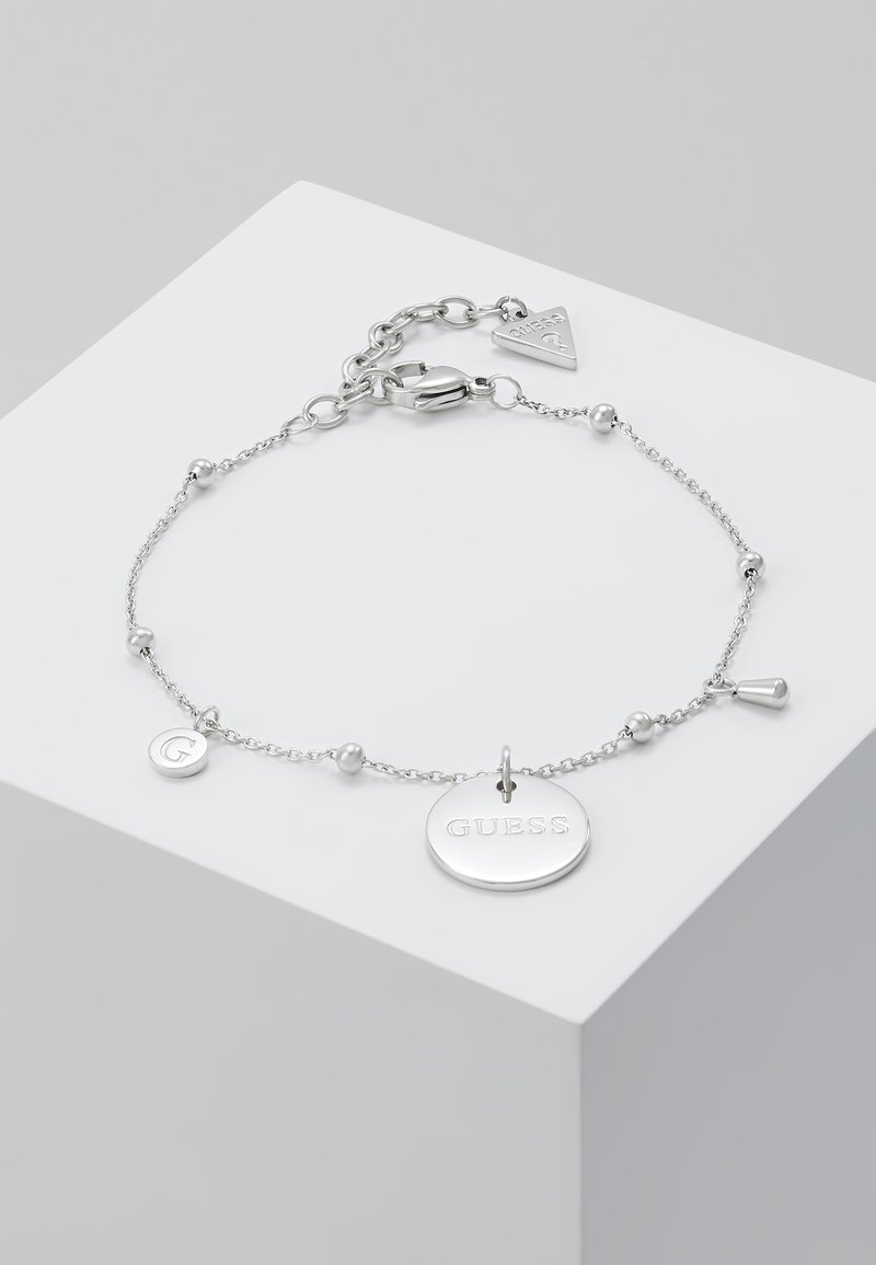 Guess - PEONY ART - Bracciale - silver-coloured