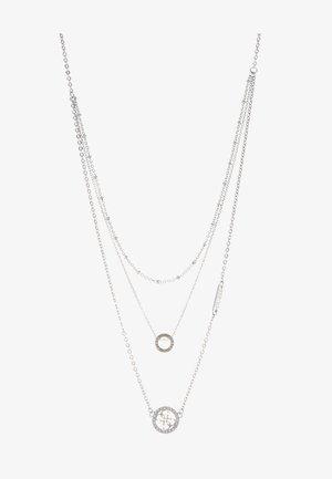 EQUILIBRE - Necklace - silver-coloured