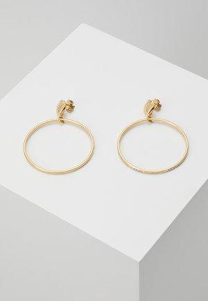 MERMAID - Orecchini - gold-coloured