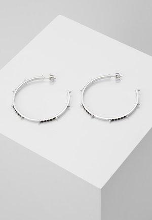 REBEL REBEL - Boucles d'oreilles - silver-coloured