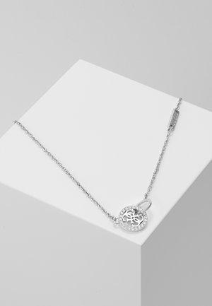 EQUILIBRE - Náhrdelník - silver-coloured