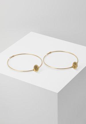 HULA HOOPS - Korvakorut - gold