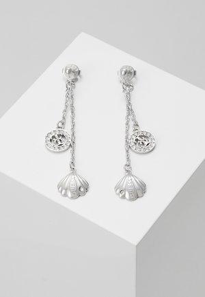 MERMAID - Náušnice - silver-coloured