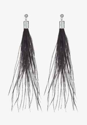 FLAMINGO - Earrings - silver-coloured