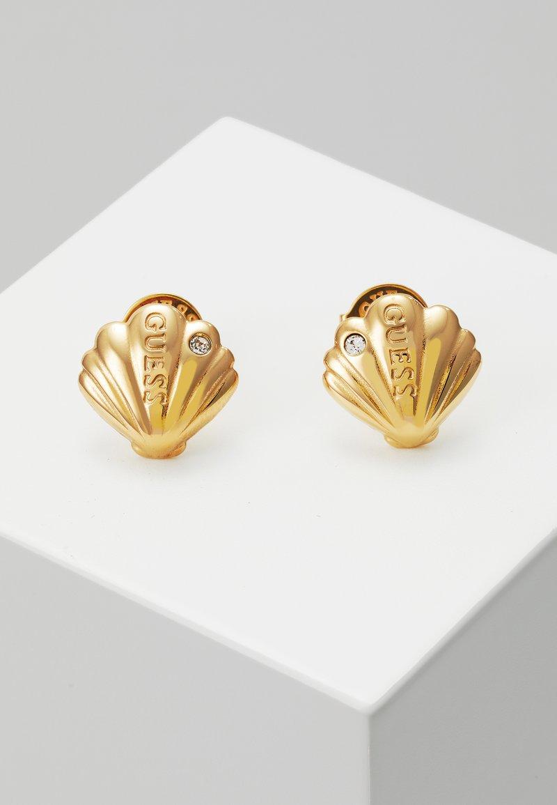 Guess - MERMAID - Korvakorut - gold-coloured
