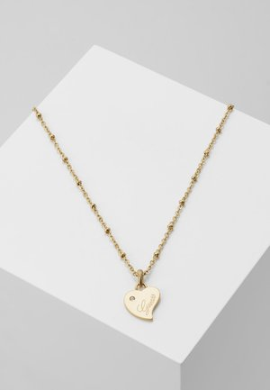 QUEEN OF HEART - Collier - gold-coloured