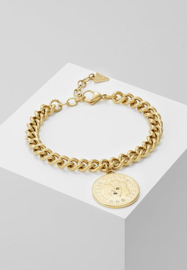 COIN - Armband - gold-coloured
