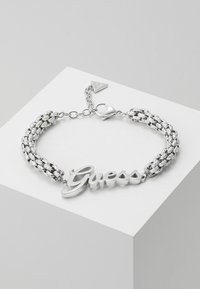 Guess - LOGO POWER - Armband - silver-coloured - 0