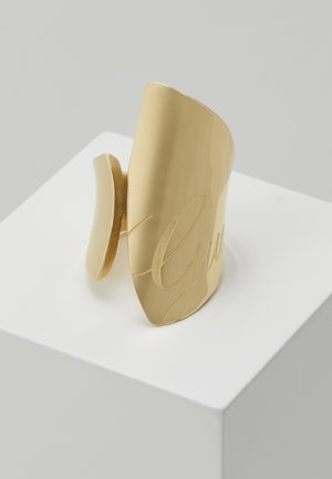 Ring - gold-coloued