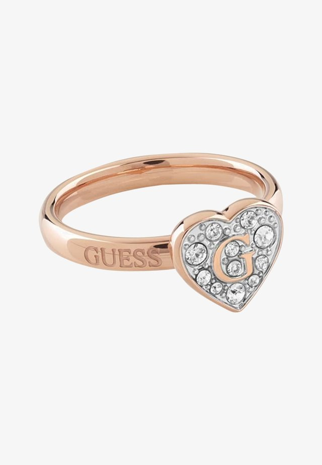 Ring - rose goldenfarbe-coloured