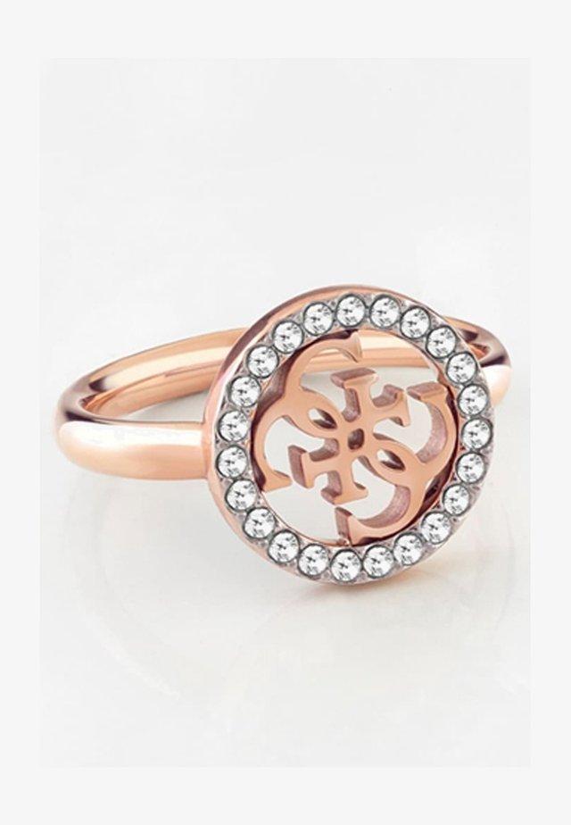 EQUILIBRE - Ring - oro pink