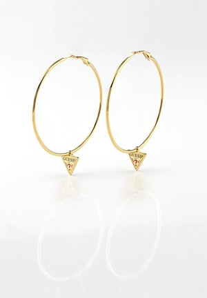 HULA HOOPS - Earrings - gold