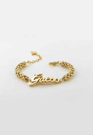 LOGO POWER - Armband - gold