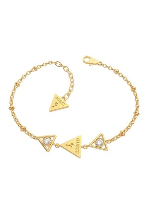 "BRACELET ""QUEEN OF HEART"" - Armband - gold"
