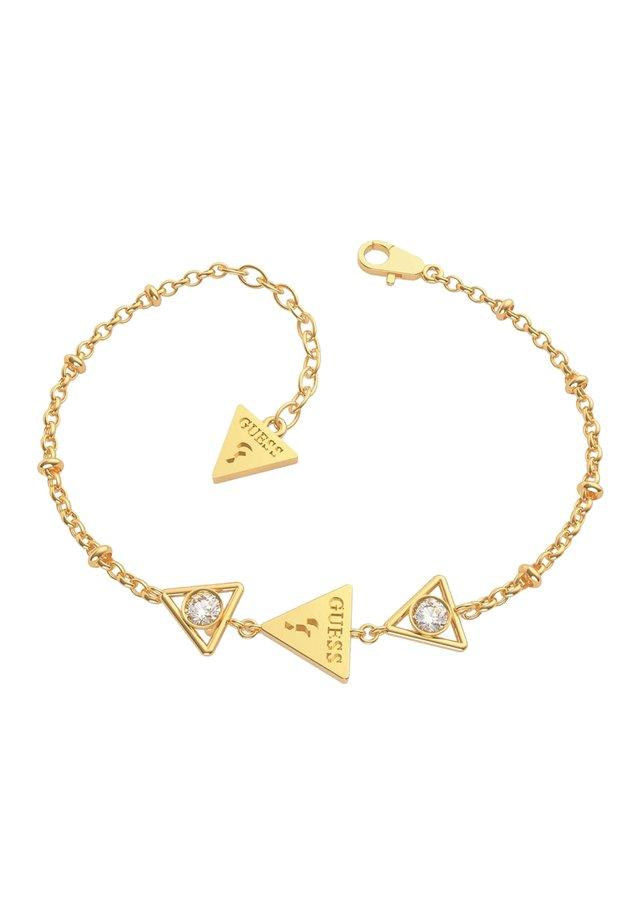 "BRACELET ""QUEEN OF HEART"" - Armband - gold"