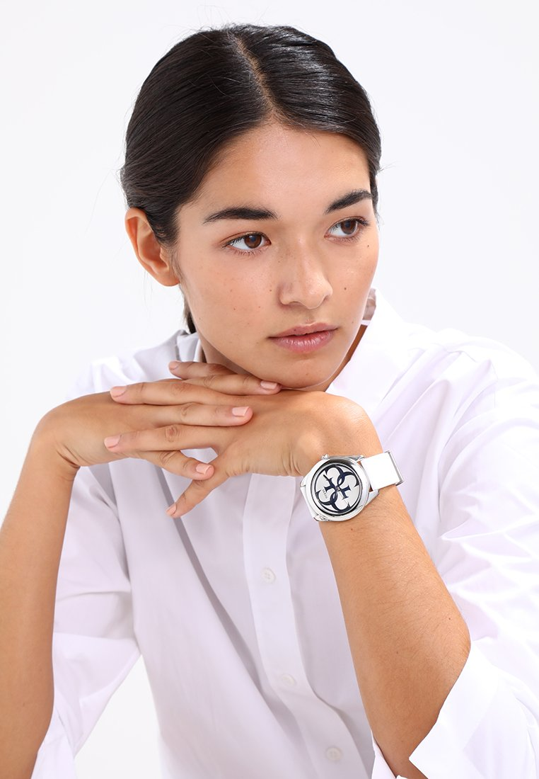 Guess - LADIES TREND - Orologio - white