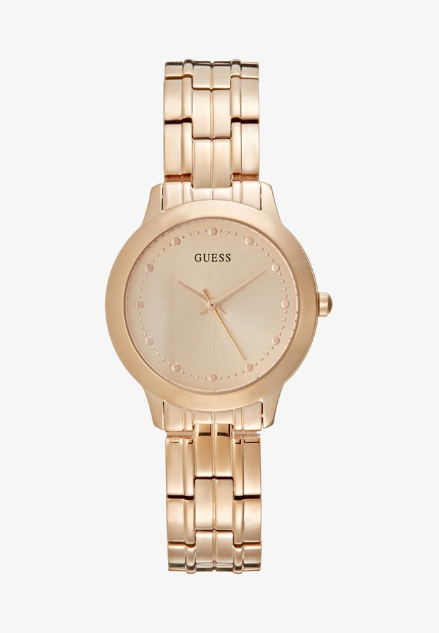 LADIES - Watch - rosegold-coloured