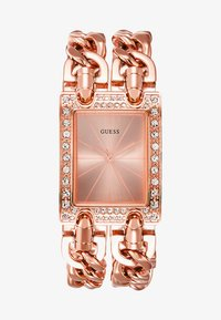 Guess - LADIES TREND - Hodinky - rosegold-coloured - 1
