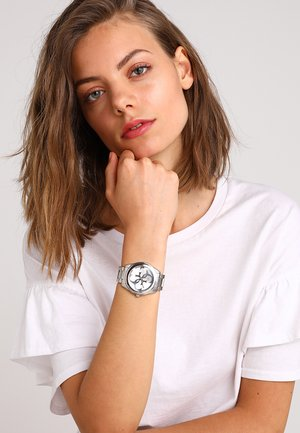 LADIES TREND - Watch - silver-coloured