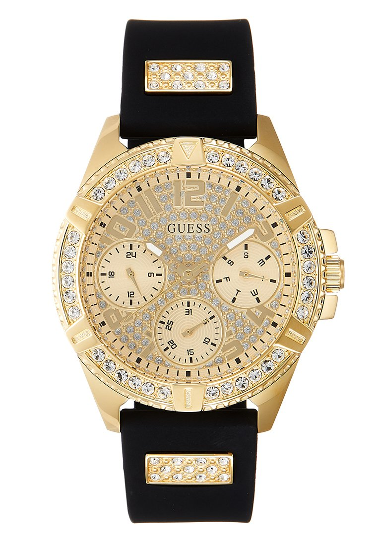 Guess - LADIES SPORT - Watch - gold-coloured/black