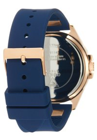 Guess - LADIES SPORT - Watch - blue/rose gold-coloured - 2