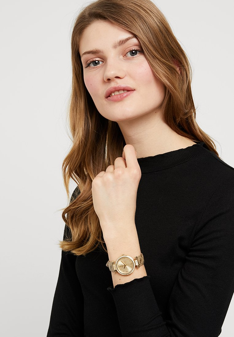 Guess - LADIES - Orologio - gold-coloured/brown