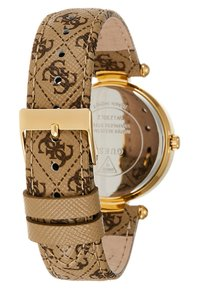 Guess - LADIES - Orologio - gold-coloured/brown - 2