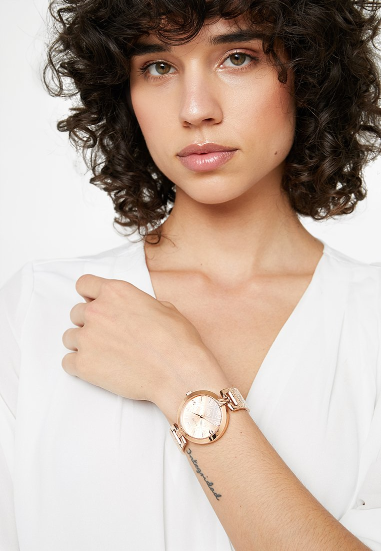 Guess - LADIES - Montre - rose gold-coloured