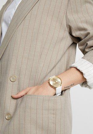 ORIGINALS - Horloge - gold-coloured/white