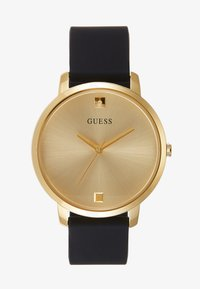 Guess - LADIES DRESS - Montre - black/gold-coloured - 1
