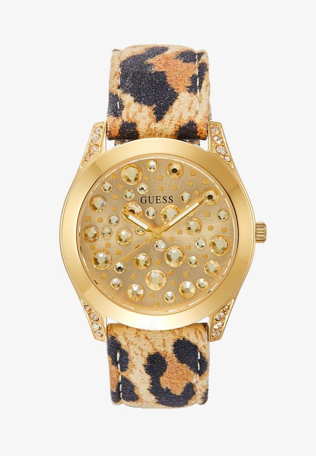 WONDERLUST - Horloge - gold-coloured