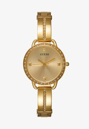 LADIES - Watch - gold-coloured