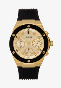 Guess - LADIES SPORT - Uhr - black/gold-coloured - 1