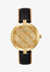 Guess - LADIES - Horloge - black/gold-coloured - 1