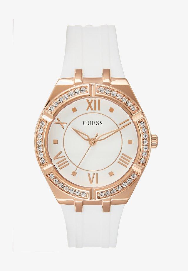 COSMO - Horloge - white/rosegold-coloured
