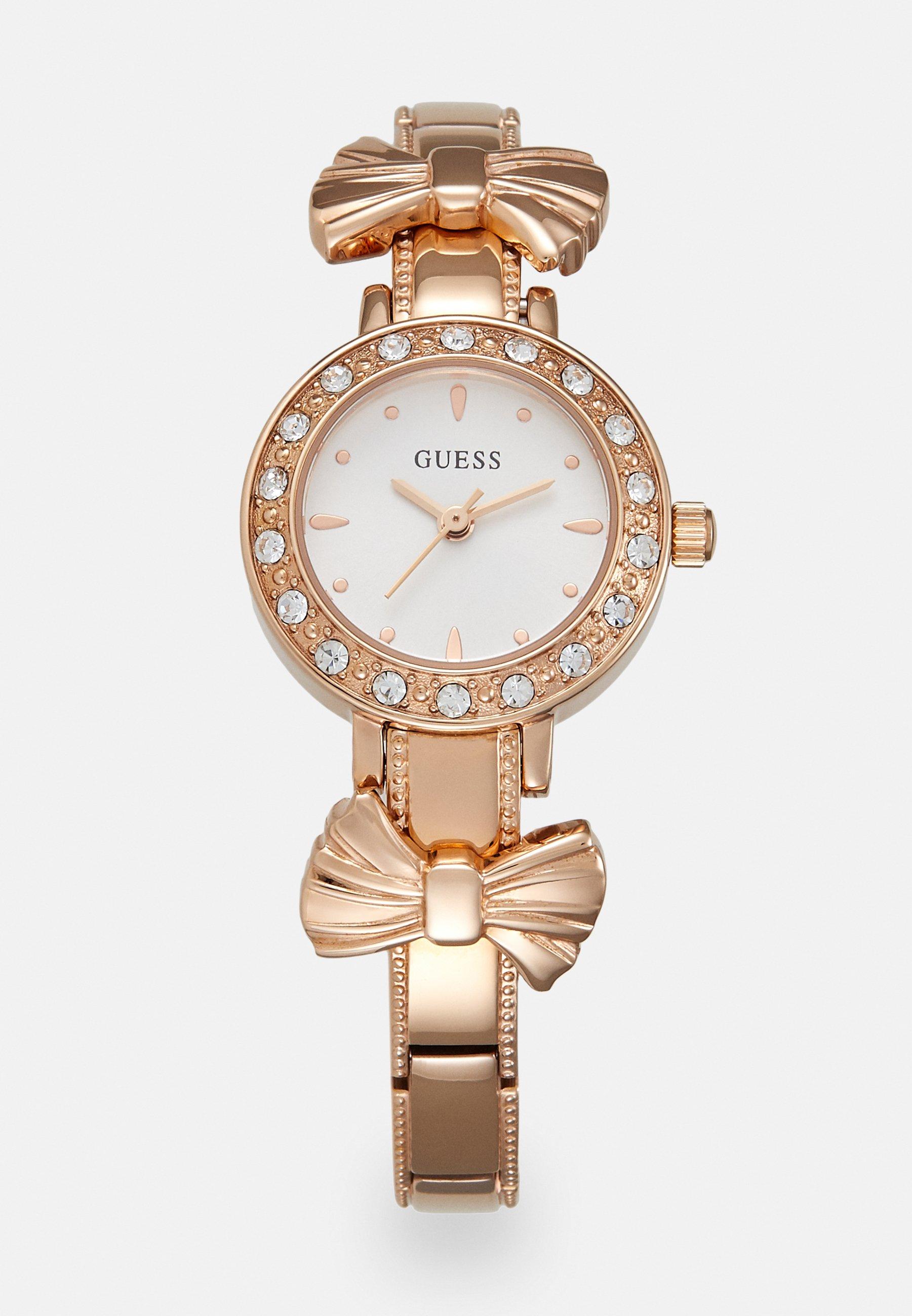 Guess Horloge rose gold coloured Zalando.nl