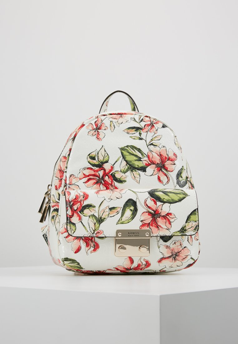 Guess - TIGGY BOWERY BACKPACK - Rucksack - multicolor