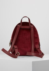 Guess - RONNIE BACKPACK - Mochila - merlot - 2
