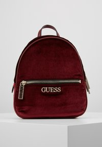 Guess - RONNIE BACKPACK - Mochila - merlot - 0